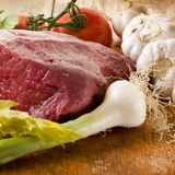 紅酒洋葱炆牛肉