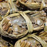 蟹粉芥蘭蛋花扒魚柳