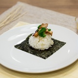 味噌薑汁煎雞柳配糙米飯