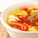番茄豆腐粟米蛋花湯