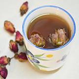 玫瑰桂圓紅棗生薑茶