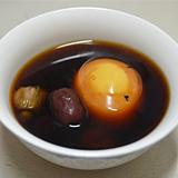 紅棗玫瑰花雞蛋茶