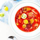 法式燃脂素食湯