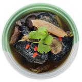 百合蓮子薏米煲烏雞