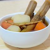竹蔗馬蹄蘿蔔飲