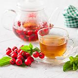 銀花山楂茶