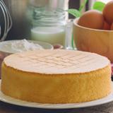 豆奶雪芳蛋糕