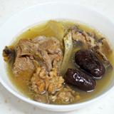 冬至湯水羊肉湯